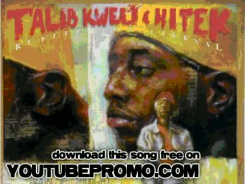 talib kweli & hi tek - Some Kind Of Wonderful - Reflection E