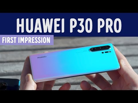 Huawei P30 Pro - Anmeldelse