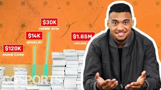 How Tua Tagovailoa Spent His First $1M in the NFL | My First Million | GQ Sports