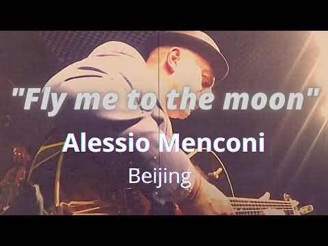 Fly me to the moon - Alessio Menconi in Beijing