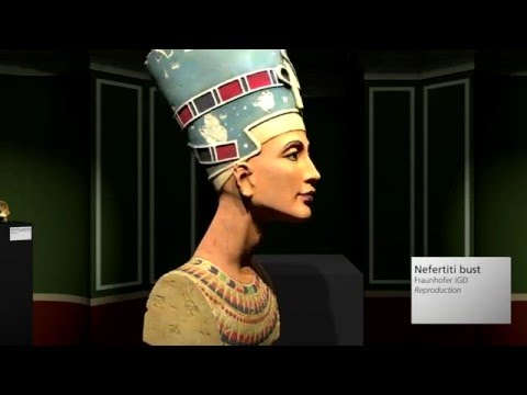 CultLab3D - 3D models of cultural heritage objects from various museums