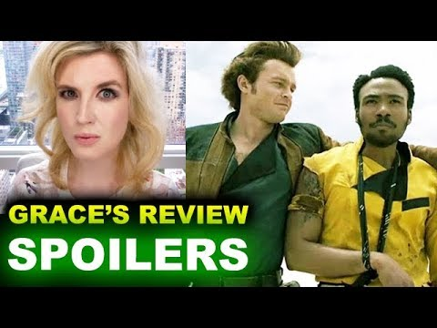 Solo A Star Wars Story SPOILER Review