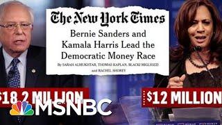 Bernie Sanders' Fox News Town Hall: Smart Play Or Democratic Betrayal?   Deadline   MSNBC