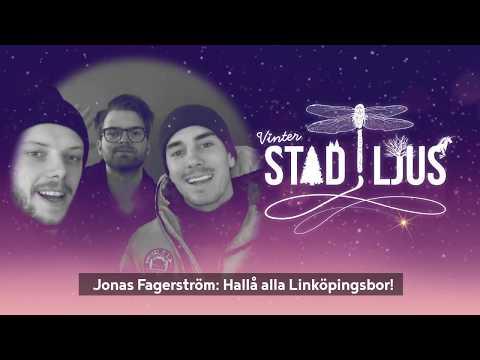 Live-podcast med JLC i Linköping på Stora torget