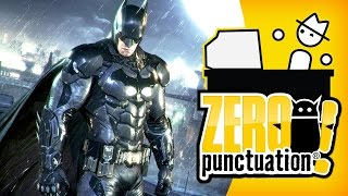 Batman: Arkham Knight (Zero Punctuation)