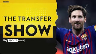 BREAKING! Lionel Messi LEAVES Barcelona | The Transfer Show