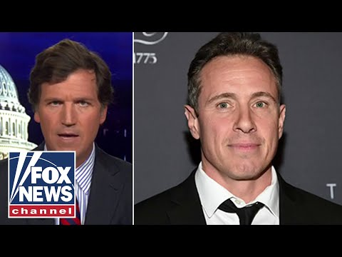 Tucker uncovers new audio of CNN's Chris Cuomo confiding in Michael Cohen