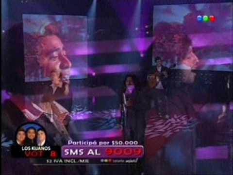 los kijanos . vs. el jurado el video que talento argentino nunca lo mostro