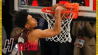 2021 NBA Dunk Contest - Full Highlights