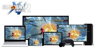 Dragon Ball Xenoverse 2 - Stadia Release Trailer