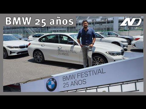 BMW me invitó a su fiesta de 25 años y conocer el nuevo Serie 3 ?? - AutoDinámico