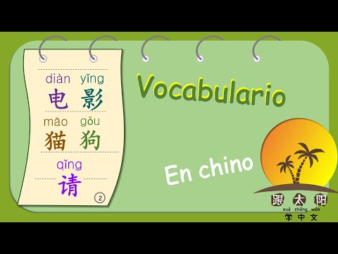 Estudiar chino mandarín lección 37 ➡️ oraciones con perro, gato, película