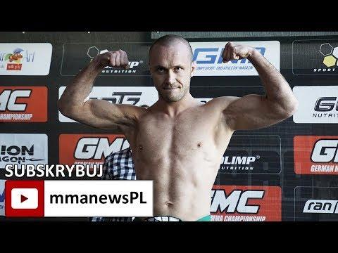"""Marcin Bandel przed GMC 14: """"Każda kolejna walka jest dla mnie najważniejszą w karierze."""""""