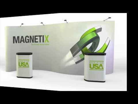 Magnetix Eco Pop-up System- Blazer Exhibits