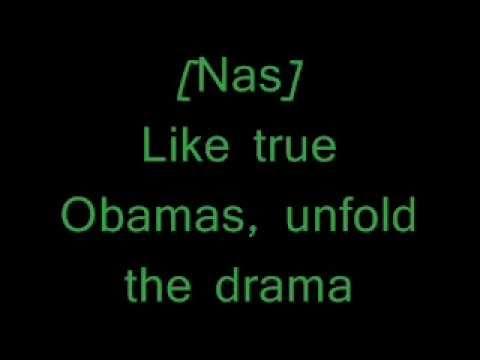 As we enter - Nas & Damian Marley + Lyrics
