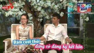 Cô gái gây shock cho chàng trai Quảng Ninh khi yêu cầu cưới nhưng không đăng ký kết hôn 😱