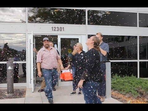 Briggs & Stratton Corporation Celebrates Local Couple's Simplicity-Themed Wedding