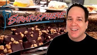 Stratosphere Las Vegas Buffet - SWEET All You Can Eat!