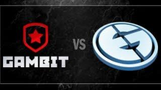 LoL: Gambit vs EG - LCS