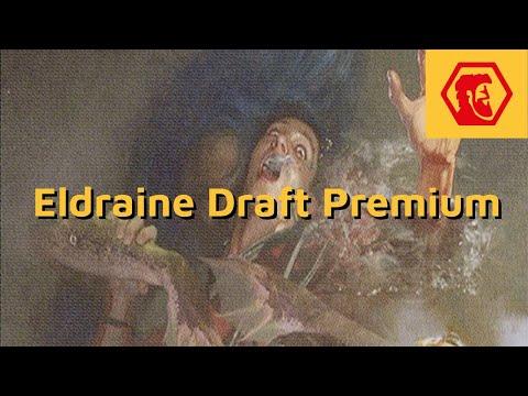MTGA Eldraine Draft - Dimir Control