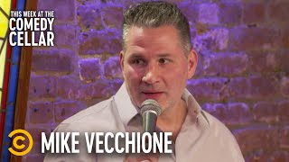 Vegans, Divorce & Trashing Other Cities' Pizza - Mike Vecchione - This Week at the Comedy Cellar
