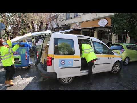 Ο Δήμος της Αθήνας 24 ώρες κοντά στους άστεγους
