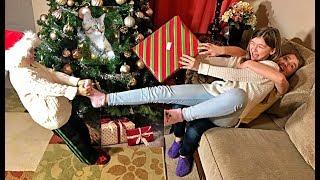 'no fair' Kids React to early Christmas Presents