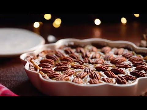 The Best-Ever Pecan Brownie Pie Recipe | Tastemade