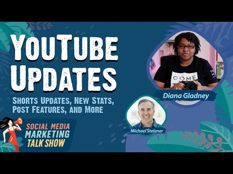 New YouTube Stats, New YouTube Shorts Updates, New YouTube Post Features, and a Lot More