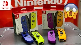 NEW JOY CONS!!!