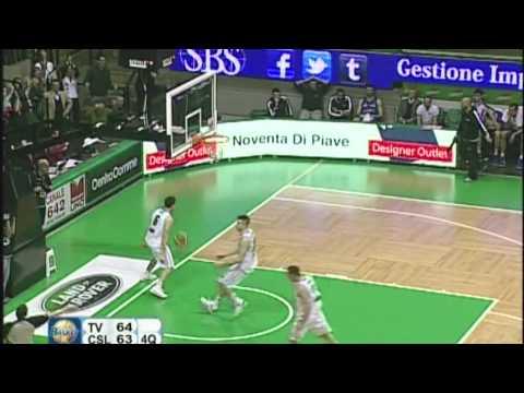 Highlights della stagione Benetton Basket 2011 2012 parte 2