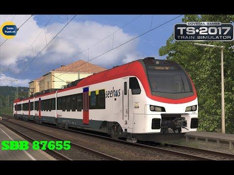 SBB 87655 | Konstanz - Villingen | Train Simulator 2017