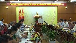 Tổng Bí thư, Chủ tịch nước Nguyễn Phú Trọng thăm và làm việc tại tỉnh Đắk Lắk