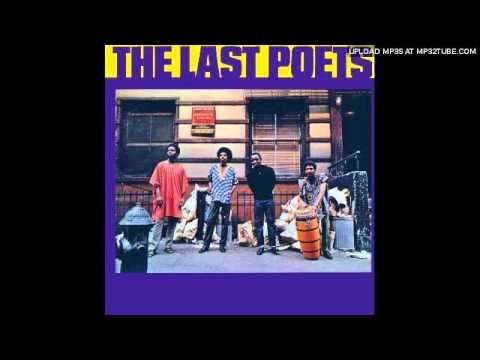 The Last Poets - Just Because