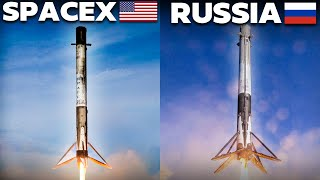 How Russia Keeps Copying SpaceX and Elon Musk