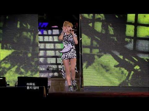 【TVPP】2NE1 - Ugly, 투애니원 - 어글리 @ Incheon Korean Music Wave Live