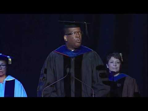 CNR 2016 Commencement Convocation & Invocation