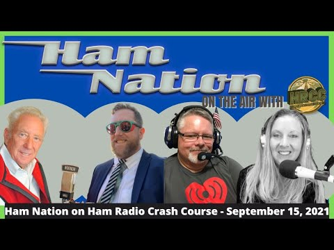 Ham Nation: Ham Saves Life With A Photo and GPS,  Portable Antennas and Analyzers on Computers