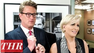 'Morning Joe's' Joe Scarborough & Mika Brzezinski Play 'First, Best, Last, Worst' | THR