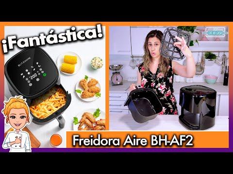 ? NUEVO HORNO de AIRE + Freidora BlitzHome BH-AO1? Cómo Hacer un POLLO ASADO  ¡ESPECTACULAR! ?