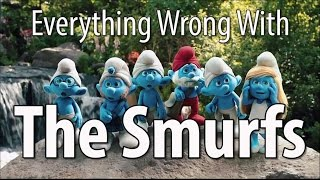 Everything Wrong With The Smurfs In 16 Minutes Or Less
