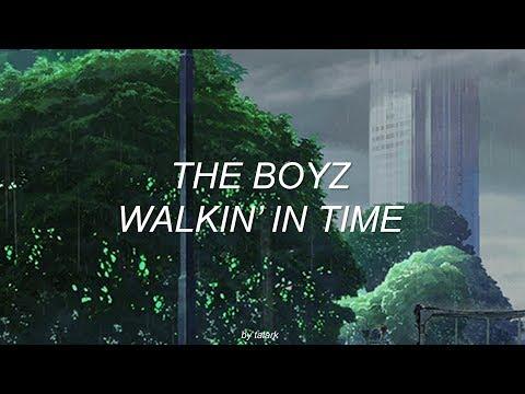 the boyz - walkin' in time but its raining outside