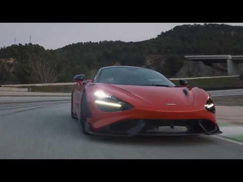 McLaren Tech Club - Episode 10 - 765LT: Pursuit of lightweight