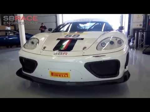 Silverstone Ferrari Racing Weekend: SBR Ferrari 360
