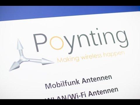 BellEquip GmbH präsentiert Poynting auf der Smart Automation 2016