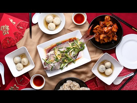 Celebrate The Lunar New Year With These Recipes ? Tasty