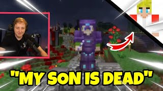 Philza REACTS to Tommyinnit CANON DEATH! (DreamSMP)