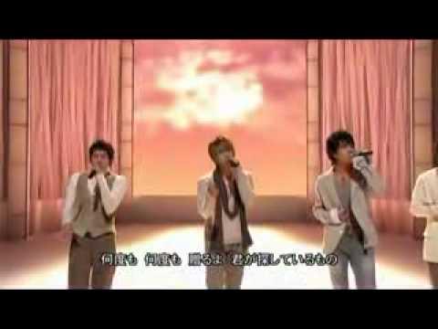 forever love - dbsk live