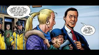 Desert Island Comics - Mark Millar