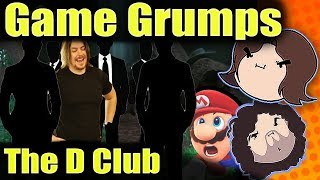 Best of Game Grumps - Arin's D Club!